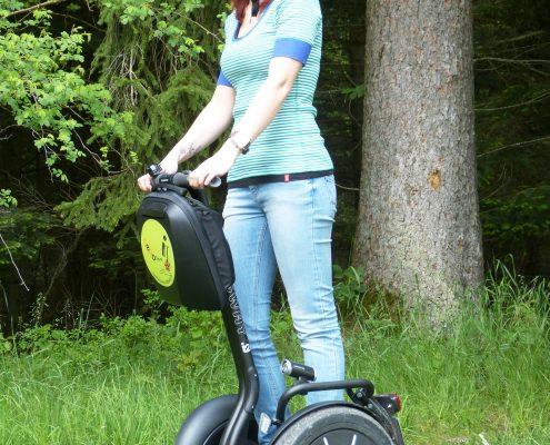Segway Tour im Nordschwarzwald