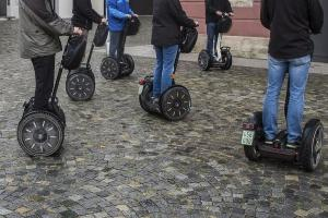 Segway Tour Bad Wildbad