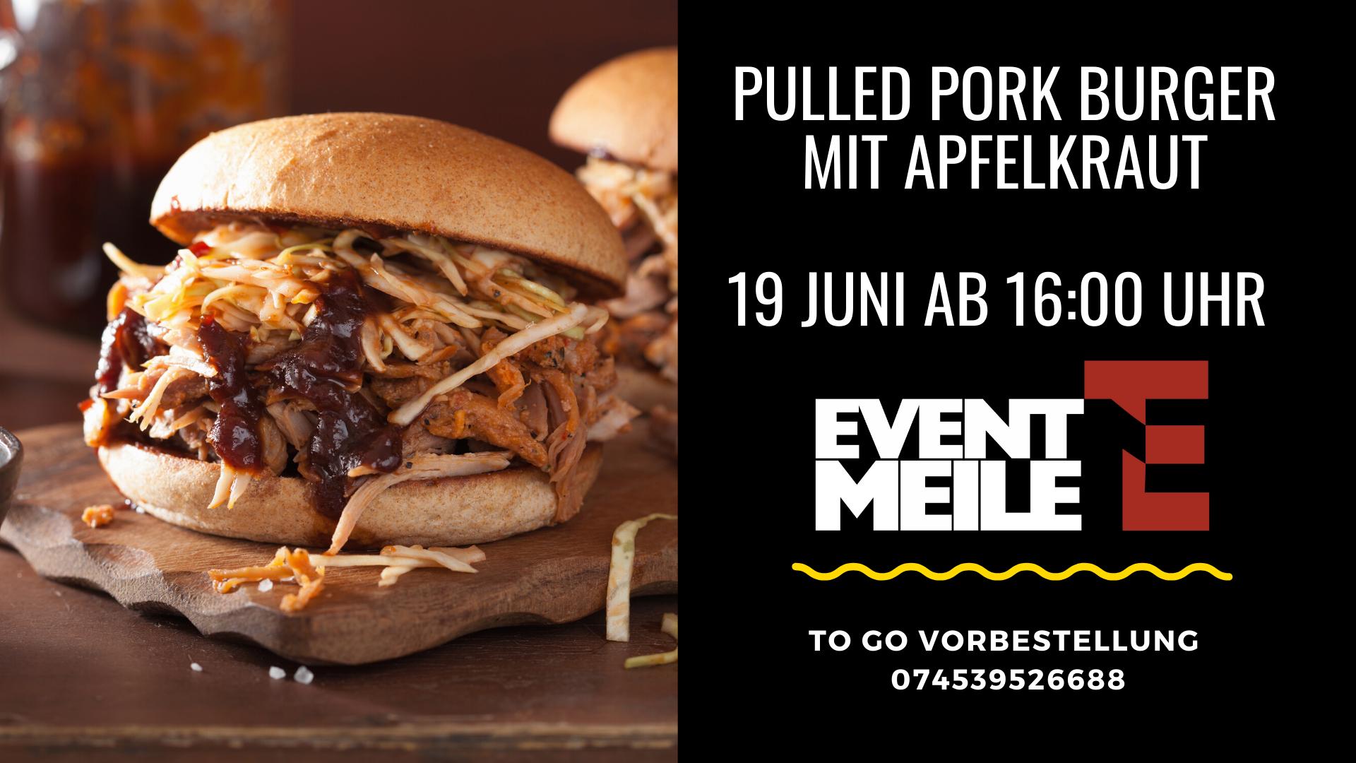 Pulled Pork in Altensteig BBQ